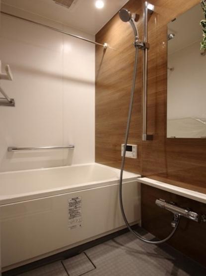 【浴室】中銀若林マンシオン