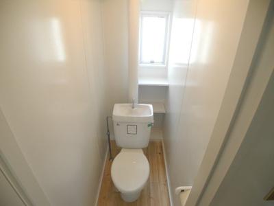 【トイレ】ビレッジハウス津水1号棟