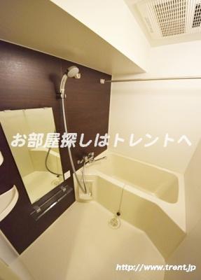 【浴室】エステムプラザ市谷外濠公園