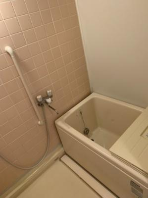 【浴室】びわ湖美空第二団地8号棟