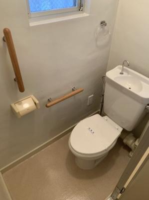 【トイレ】びわ湖美空第二団地8号棟