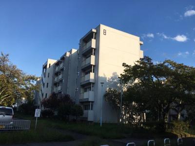 【外観】びわ湖美空第二団地8号棟