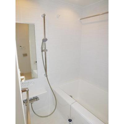 【浴室】パークキューブ目黒タワー