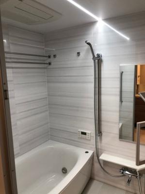 【浴室】ブリリア東中野パークサイドヒルズ