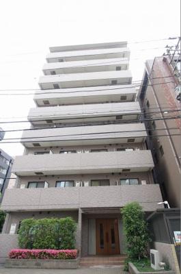 JR川崎駅西口から徒歩5分の好立地マンションです。