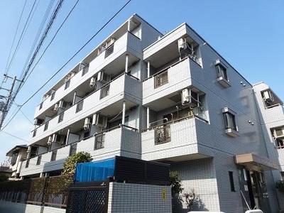 しっかりとした鉄筋コンクリート造のマンションです♪