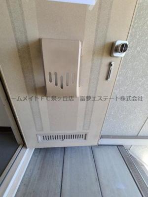 【玄関】メゾンフローラル