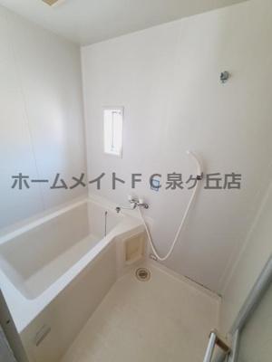 【浴室】メゾンフローラル