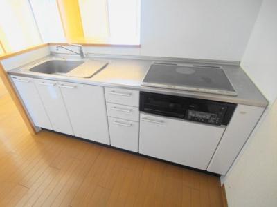 【キッチン】メゾンドKURA