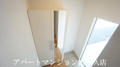 【玄関】プラシードⅠ