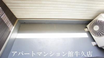 【バルコニー】プラシードⅠ