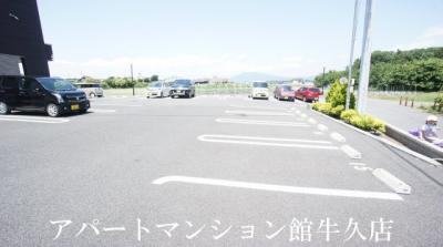 【駐車場】プラシードⅠ