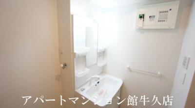 【洗面所】プラシードⅠ
