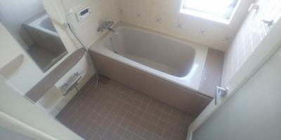 2階、浴室です。