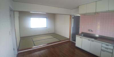 2階、和室スペースです。