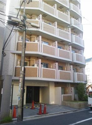 【外観】ヴォーガコルテ亀戸駅前