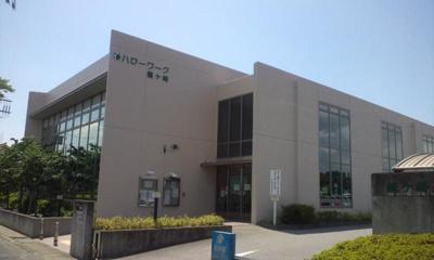 【周辺】佐貫2丁目倉庫付事務所