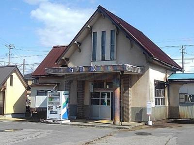 電鉄石田駅まで1000m