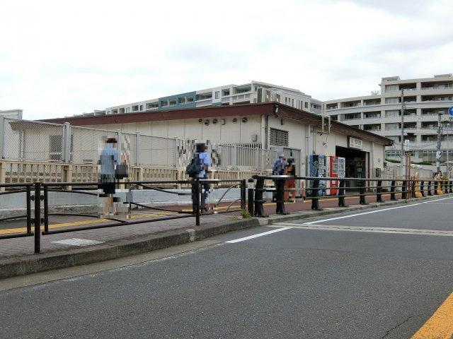 東急田園都市線「梶ヶ谷」駅