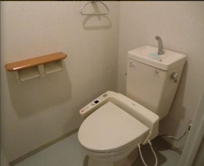 【トイレ】ラグジュアリーアパートメント浅草橋