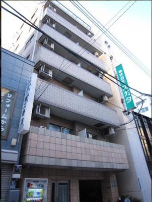 【外観】ラグジュアリーアパートメント浅草橋