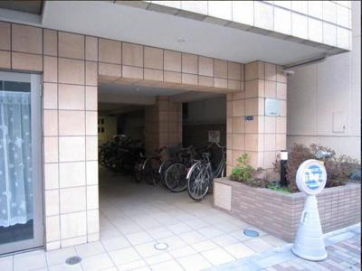 【エントランス】ラグジュアリーアパートメント浅草橋
