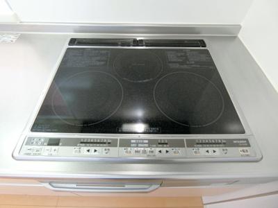 【キッチン】エスポワールⅢ