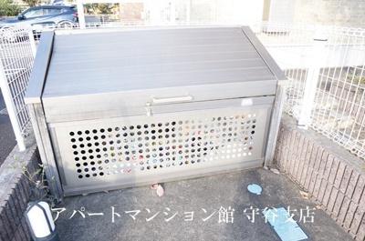 【トイレ】ヴァン・ソレイユ
