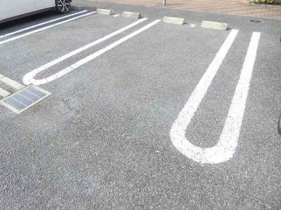【駐車場】フルール セゾン Ⅱ