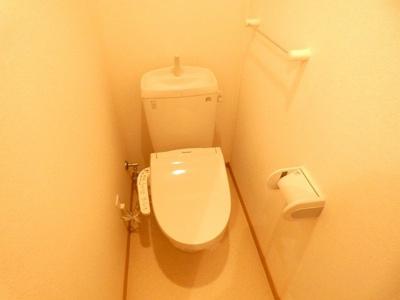 【トイレ】フルール セゾン Ⅱ