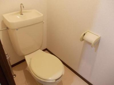 【トイレ】美郷Ⅱ番館