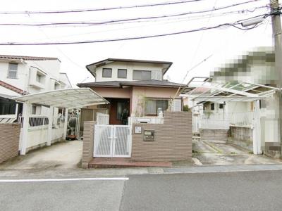 【外観】垂水区つつじが丘2丁目 一戸建て