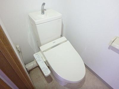 【トイレ】ルミエール小岩