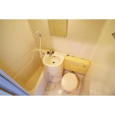 【トイレ】ハイツ鹿島の森