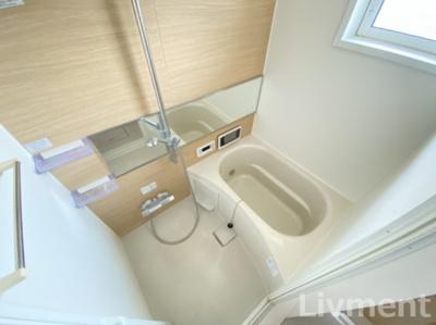 【浴室】D-room本荘
