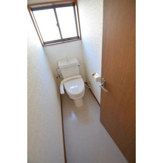 【トイレ】リバティハイツⅡ