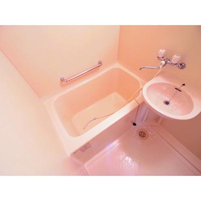 【浴室】メゾン・ド・ミサトN