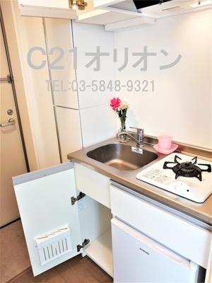 【キッチン】Sincrease(シンクリース)中村橋