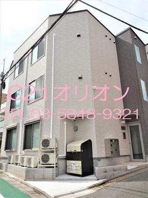 【外観】Sincrease(シンクリース)中村橋