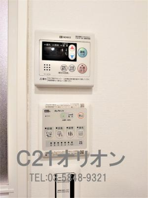 【設備】Sincrease(シンクリース)中村橋