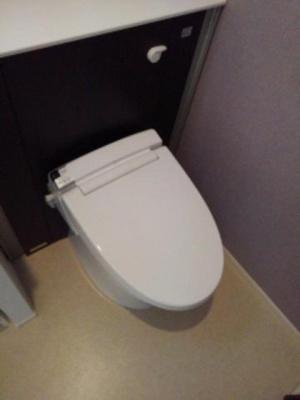 【トイレ】ローラン・ギャロス