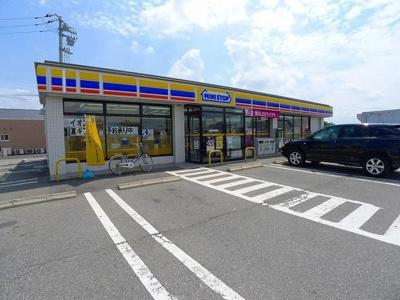 ミニストップ尾島粕川店まで800m