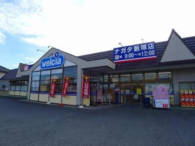ドラッグナガタ薮塚店まで1900m