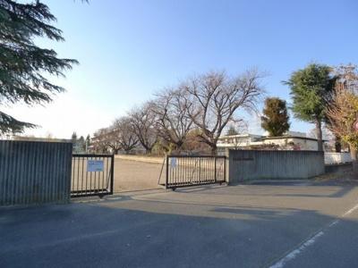 太田市立薮塚本町南小学校まで1600m