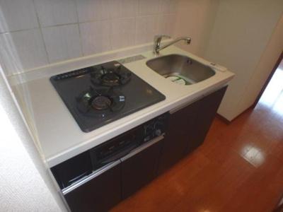システムキッチン(2口ガス・システムキッチン)