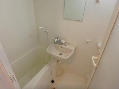【浴室】パークウェル浜松町