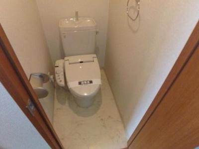 【トイレ】パークウェル浜松町