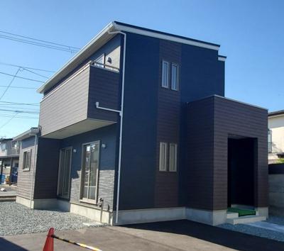【外観】新築建売 グラファーレ盛岡市東仙北