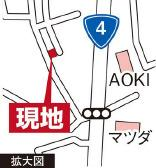 【完成予想図】新築建売 グラファーレ盛岡市東仙北