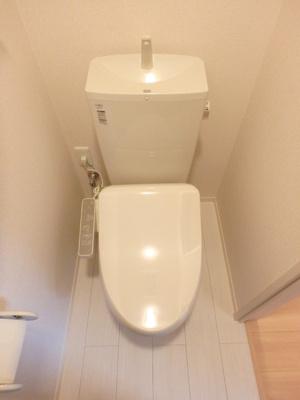 【トイレ】ナチュール向中野